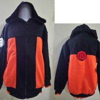 JKKDL40 - Jaket Anak Naruto Logo (UNTUK UK XXL)