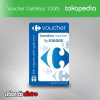 harga Voucher Belanja Carrefour 100rb Tokopedia.com