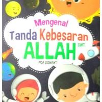Buku Mengenal Tanda Kebesaran Allah SWT
