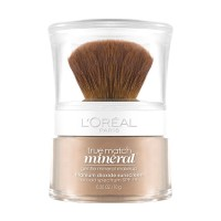 L'Oreal Paris True Match Mineral Natural Beige Foundation
