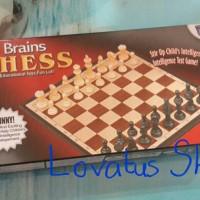 Catur Mini Magnet Brain Chess