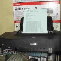 Printer Canon IP2770+infus cetak A3 lipat 2 Notaris