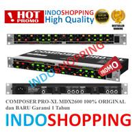 BEHRINGER COMPOSER PRO-XL MDX2600 NEW 100% ORIGINAL GARANSI 1 TAHUN