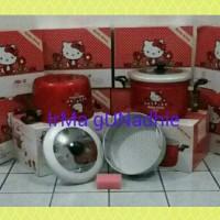 Panci Steamer Hello Kitty