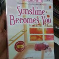 sunshine becomes you by ilana Tan