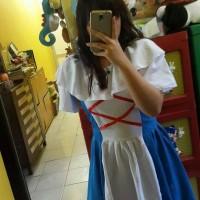 Kostum Hatsune Miku - Karakuri Pierrot