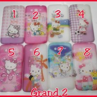 harga Case Jelly Samsung Galaxy Grand 2 (g7106) Motif Hello Kitty Tokopedia.com