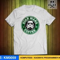 Kaos Star Wars Coffee