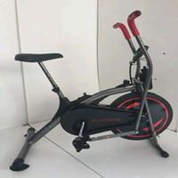 harga Sepeda Statis Platinum Bike Anti Gores Surabaya Tokopedia.com