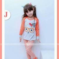 Baju Piyama Anak Asli Import Merk Gw