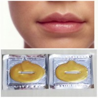 Masker Bibir Gold Collagen Lips Mask