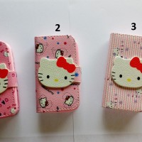 harga Flipcover leather case Hello Kitty Samsung Galaxy young 2 duos Tokopedia.com