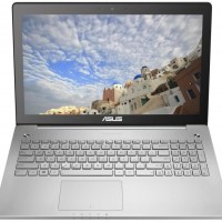 harga ASUS N551ZU-CN041H/SILVER/AMD FX-7600P QUAD 2.7-3.6GHz Tokopedia.com