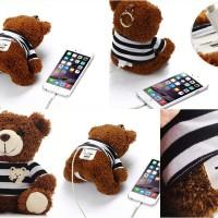harga HOB Power Bank 10000 mAh Boneka Teddy Bear Garansi 1 Tahun Tokopedia.com