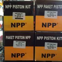 Piston Kit Suzuki RGR merk NPP oversize STD - 100