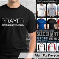 T Shirt Prayer : Banyak Pilihan Warna dan Design