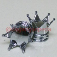 Harga tutup pentil valve caps sepeda motor lowrider | WIKIPRICE INDONESIA