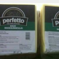 Keju Mozarella Slice Perfetto
