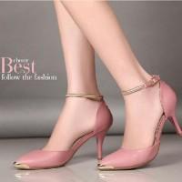Jual Sandal High Heels Wanita/Sepatu Sendal Wanita SDH20 Murah
