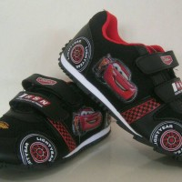harga Sepatu Mcqueen Merk Disney/ Sepatu Cars/sepatu Sekolah Tokopedia.com