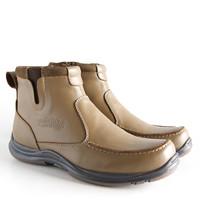 harga Sepatu Semi Boot Kulit / Borsa - Cogent Tokopedia.com