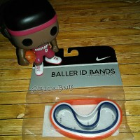 Baller Id Bands isi 3 / Gelang Nike isi 3 Import