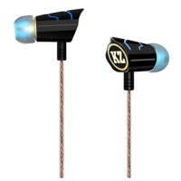 Knowledge Zenith Enthusiast In-Ear Earphones 8mm with Microphone - KZ-