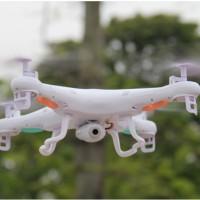Drone Lengkap Dengan Kamera Perekam
