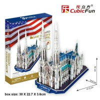 Kubik Katedral Saint Patrick