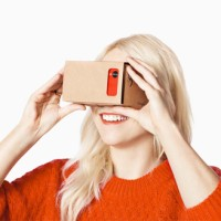 GOOGLE CARDBOARD VIRTUAL REALITY FOR SMARTPHONE/IPHONE 3.5-6 INCH OEM