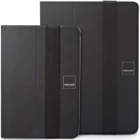 CASE ACME MADE SKINNY BOOK FOR IPAD AIR - MATTE BLACK
