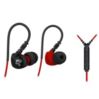 MEELECTRONICS SPORT-FI IN-EAR EARPHONES WITH REMOTE +MIC + ARMBAND SP6