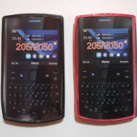 Silikon / Softcase / Softshell / Jelly Case Sgp Nokia Asha 205 / 2050