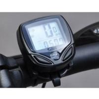 Speedometer Sepeda wireless SD548C (14 fungsi) - FULL BOX version