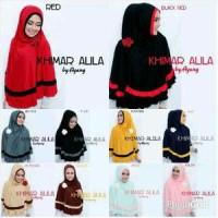 Kerudung/Hijab Khimar jumbo ALILA jersey
