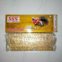 rantai sss gold 428-140 hsbt