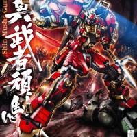 TG049 Shin Musha Gundam (MG)
