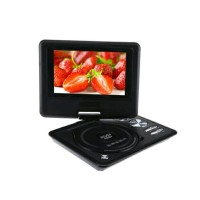 DVD Portable Tori 7.88 Inch Support TV CH 100% Original