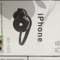 harga Headset Bluetooth BH 503 Nokia Apple Samsung logo Tokopedia.com