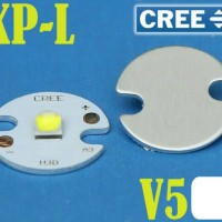 harga Cree Xp-l V5 White Emitter Usa 16mm Aluminium Base Tokopedia.com