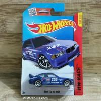 HOT WHEELS BMW E36 M3 RACE BLUE HW RACE 146/250