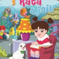 VCD kartun pendidikan anak 3 Kata Ajaib
