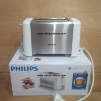Toaster Philips Metal Popup HD-4825 / Pemanggang Roti Philips HD-4825