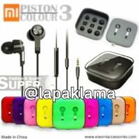 harga Headset Handsfree Xiaomi Piston GEN 3 STEREO Earphone XIAOMI PISTON 3 Tokopedia.com