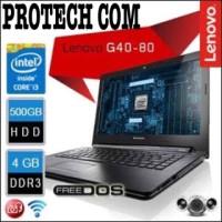 LENOVO G40-80 (Ci3 5005U | 4GB | 500GB | 14
