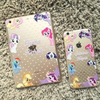 harga Po Custom Case My Little Pony 2 For Iphone/samsung/asus/xiaomi/lg Dll Tokopedia.com