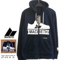 harga Macbeth Shoes navy jaket murah Tokopedia.com