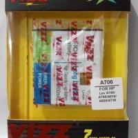 Vizz Lenovo A706 / A760 / A516 / A820 / A738 Baterai Double Power