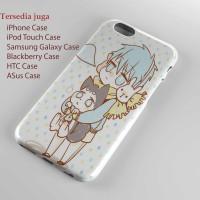 kuroko no basket kuroko chibi Hard case iphone case dan semua hp