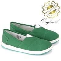Sepatu anak Laki laki Fresh Green SLIP ON